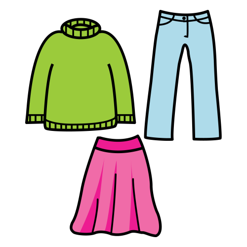 Topic: clothes