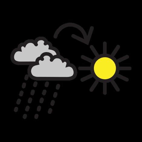 change weather