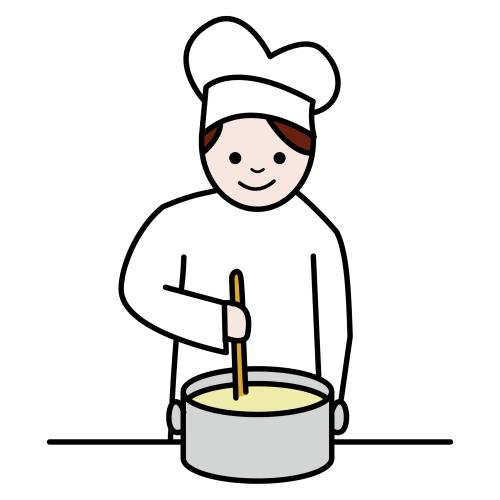 cook (a cook)